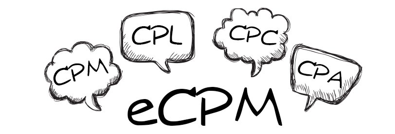 Descubra o significado das siglas CPC, CPM, eCPM, CPA e CPL